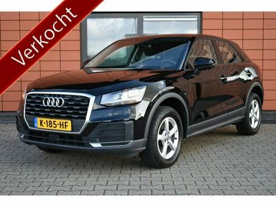 tweedehands Audi Q2 1.0 TFSI Design Apple Carplay Navigatie