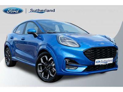 tweedehands Ford Puma 1.0 EcoBoost Hybrid ST-Line 125pk | Voorraad of Nieuw te Bestellen |