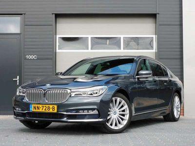 tweedehands BMW 730 730 d Sedan Aut. 265pk High Executive | Soft-Close