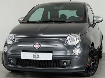 tweedehands Fiat 500 0.9 TwinAir Blackjack