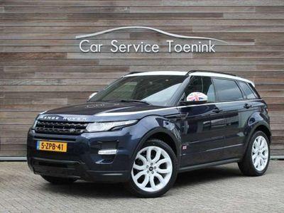 tweedehands Land Rover Range Rover evoque 2.2 D4 2WD British Edition