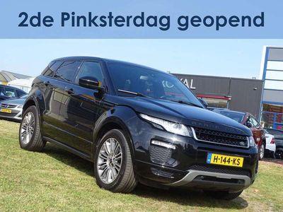 tweedehands Land Rover Range Rover evoque 2.2 TD4 4WD Prestige - Automaat, Leder, Navigatie,