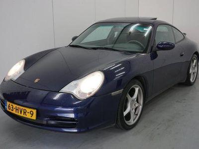 tweedehands Porsche 911 Carrera 4 3.6 Coupé SCHUIFDAK / LEDER