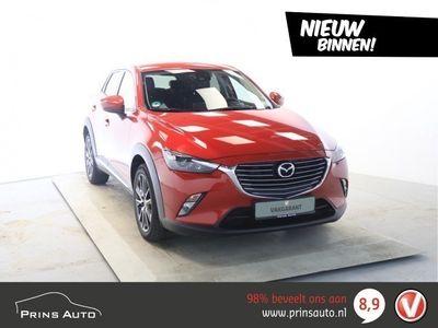 tweedehands Mazda CX-3 2.0 Sportsline | NAVI + CAMERA | CRUISE CTRL | CLI