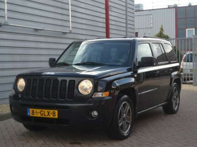 tweedehands Jeep Patriot 2.0 CRD Limited Airco Έlectric. Ramen Trekhaak Lm-Velg