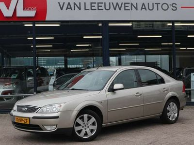 tweedehands Ford Mondeo 1.8-16V First Edition   Clima   Cruise   Trekhaak