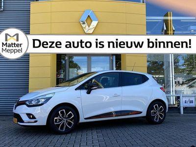 tweedehands Renault Clio 0.9 TCe 90 Limited / Bj 2018 / 12.000 km NAP / 1e eigenaar