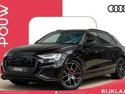 "tweedehands Audi Q8 55 TFSI 340pk Quattro + S-line + 22""LMV + B&O Adva"