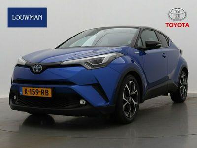tweedehands Toyota C-HR 1.8 Hybrid Bi-Tone Limited | Premium Pack | Navigatie |