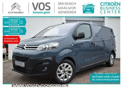 tweedehands Citroën Jumpy 2.0 BlueHDI 120EAT8 M Club Navigatie | Airco | Par