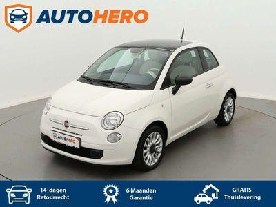 tweedehands Fiat 500 1.2 Lounge VY13697 | Airco | Kanteldak | Elektrisc