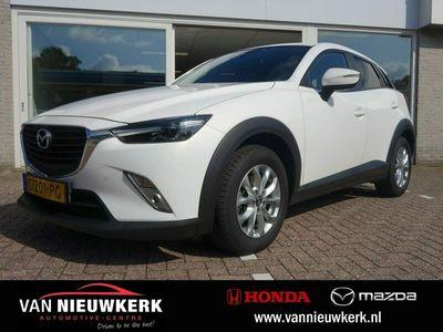 tweedehands Mazda CX-3 2.0 SKYACTIV-G AUT TS+ Navi Parksen. achter