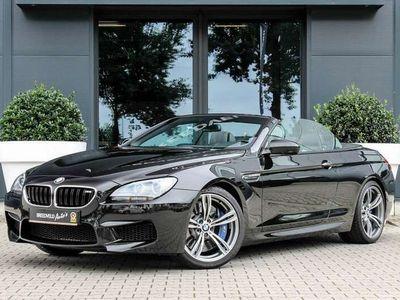 tweedehands BMW M6 Cabriolet 560pk High Executive, Leder/dashboard, C