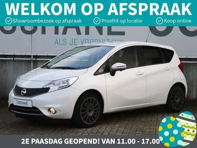 "tweedehands Nissan Note 1.2 Connect Edition NAVI(FULL MAP), 360 CAMERA, AIRCO(ECC), CR.CONTROL, BLUETOOTH, 17"" LM"