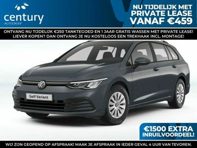 tweedehands VW Golf Golf Variant Variant 1.0 TSI110 pk / Lane assist / Adaptive cruise control / Climate control (VSB 30900)