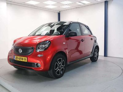 tweedehands Smart ForFour 1.0 71PK automaat 5DRS Pure + Telefoon + Cruise co