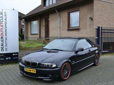 tweedehands BMW 318 Cabriolet 318Ci Executive Aut Hardtop Leder Navi Xeno