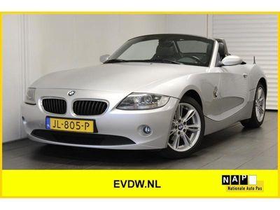 tweedehands BMW Z4 Roadster 2.2i S Leer,Hardtop,Navigatie,Pdc