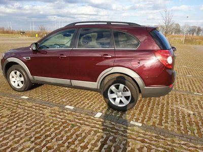 tweedehands Chevrolet Captiva 2.4i LT 2WD