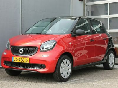 tweedehands Smart ForFour 1.0 Pure/Cruise/Airco/Cool&Audio/15 inch
