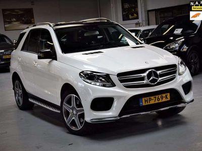 tweedehands Mercedes GLE250 d 4MATIC *AMG Pakket* Navi Leder Org.NL BTW Dealer