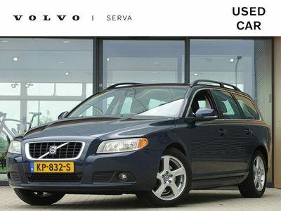 tweedehands Volvo V70 D2 Momentum | Leder | Cruise Control |