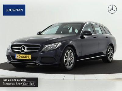 tweedehands Mercedes E350 C-KLASSE EstateLease Edition incl btw Inclusief 24 MB Premium Certified garantie voor Europa.