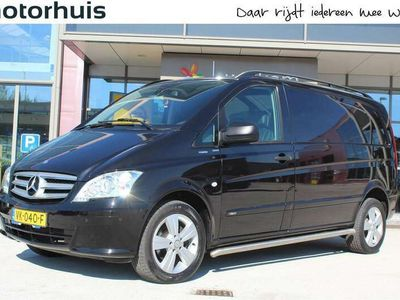 tweedehands Mercedes Vito   Ambition   2.1   CDI   100KW   Th   PDC   AC   N