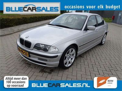 tweedehands BMW 323 323 i Executive SNEL !!, FULL LEDER, CRUISE, AIRC