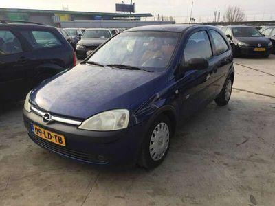 tweedehands Opel Corsa 1.4-16V Njoy