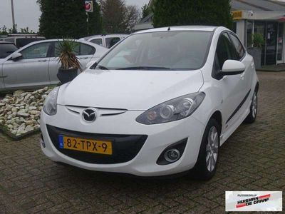 tweedehands Mazda 2 1.3 HP GT-M Line BI Fuel LPG 2012 Wit