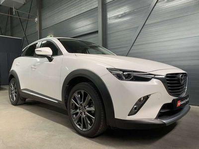 tweedehands Mazda CX-3 2.0 GT-M Automaat Navigatie Camera Head-Up Trekhaa