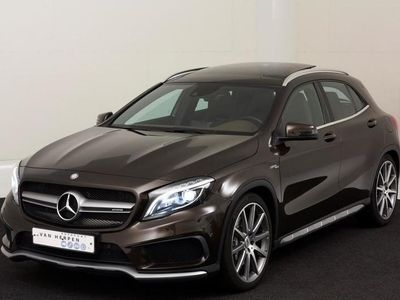 tweedehands Mercedes GLA45 AMG AMG 4Matic Lage km Nw staat!