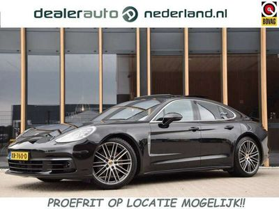 tweedehands Porsche Panamera 2.9 4s origineel Nederlands   adaptieve Cc   panor