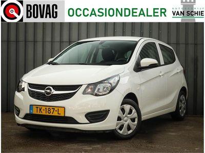 tweedehands Opel Karl 1.0 ecoFLEX Edition, Airco, Cruise-Control, Bluetooth, 1 Ste-Eigenaar, Dealer-Onderh, NL-Auto
