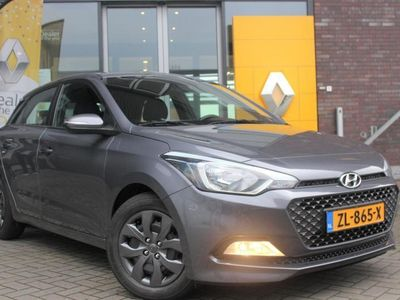 tweedehands Hyundai i20 ACTIVE 1.2 LP 75pk I-Drive Cool