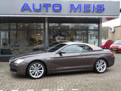 tweedehands BMW 650 Cabriolet I HIGH EXECUTIVE