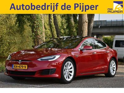 tweedehands Tesla Model S 60D Base off. upgrade 75D PRIJS INCL. BTW!, NL-AUT