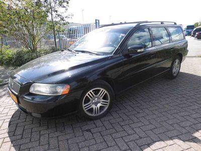 tweedehands Volvo V70 2.4D Edition Classic /EXPORT PRIJS EX BPM / LEER /