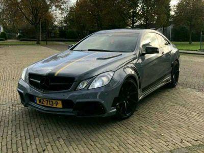 tweedehands Mercedes E250 250 CDI Elegance BRABUS uitgevoerd! uniek in NL