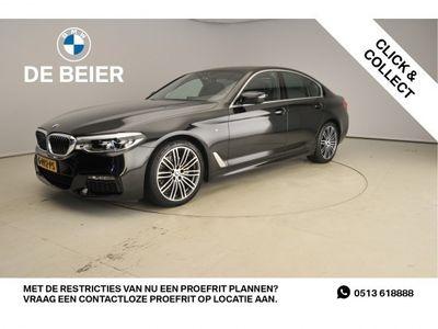 tweedehands BMW 520 520 I M-sportpakket / LED / Leder / Navigatie / Chr