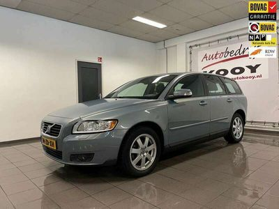tweedehands Volvo V50 2.0 Edition I * Airco-ecc / Cruise control / LM Ve