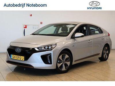 tweedehands Hyundai Ioniq Premium EV BTW vrij