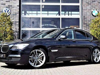 tweedehands BMW 740 D M-SPORTPAKKET HIGH EXE. SCH./KANT.DAK
