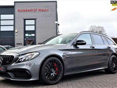 tweedehands Mercedes C63 AMG AMG Estate S | Carbon | IWC | Panorama | 360 cam | Bur