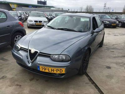 tweedehands Alfa Romeo 156 Sportwagon 2.4 JTD Progression