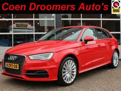 tweedehands Audi A3 Sportback e-tron Ambition Pro Line plus (1e Eigenaar,Aircond