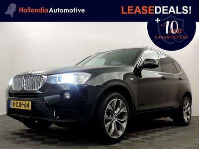 tweedehands BMW X3 sDrive 2.0d 150pk Aut8 High Executive M-sport (xen