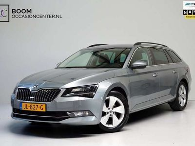 tweedehands Skoda Superb Combi 1.4 TSI ACT 150PK Ambition Sport Automaat Or