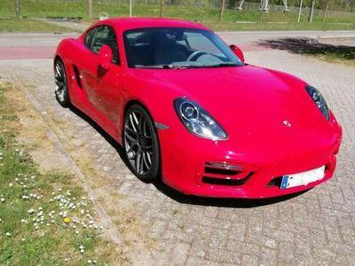 tweedehands Porsche Cayman